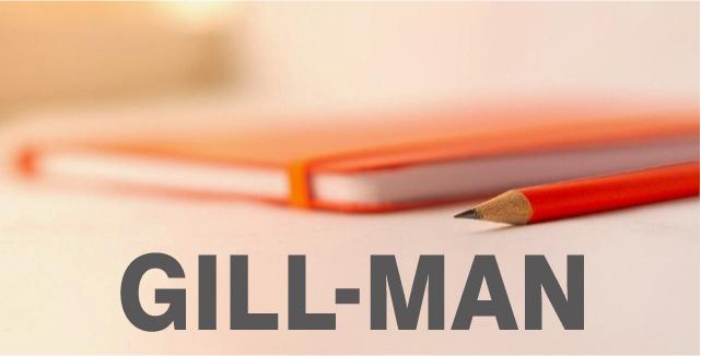 GILL-MANバナー