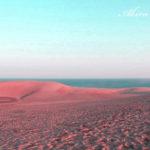 「砂と風の、永遠の夢幻」を見た日。【鳥取砂丘】前編