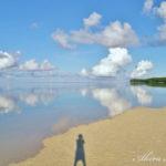 究極の鏡の水面を見た日。【パラオ・カープ島】前編