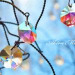 七色のプリズムの煌きの中に【箱根・ガラスの森美術館】